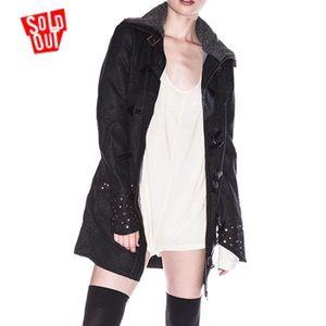 🆕 One Teaspoon Star Studded Hendrix Coat